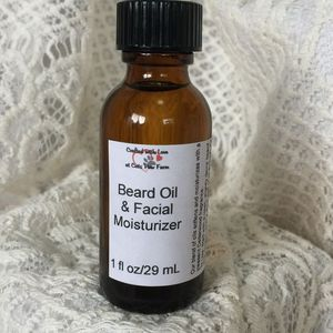Beard Oil (Custom Scented)