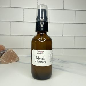 Myrrh Aftershave