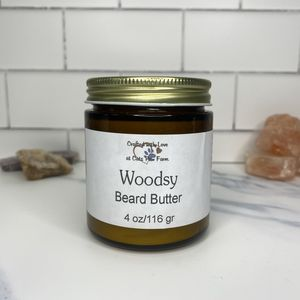 Beard Butter - Woodsy Scent