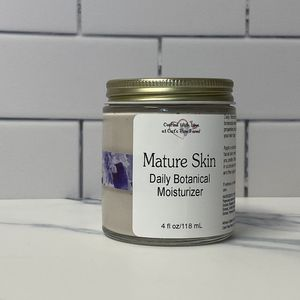 Daily Botanical Moisturizer for Mature Skin