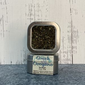 Oregano-Greek Dried Spice Herb