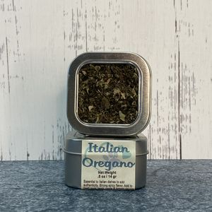 Oregano-Italian Dried Spice Herb