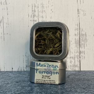 Tarragon-Mexican Dried Spice Herb