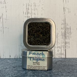 Thyme-French Dried Spice Herb
