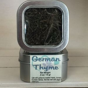 Thyme-German Dried Spice Herb