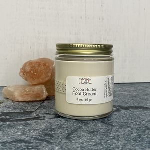 Cocoa Butter Foot Cream