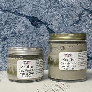 Normal Skin Zeolite Clay Mask