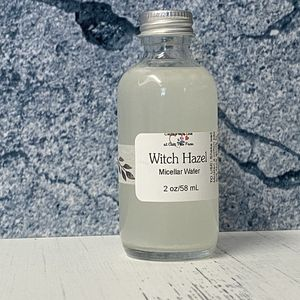 Witch Hazel Micellar Water