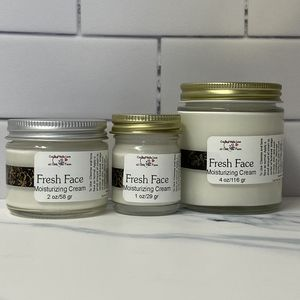 Fresh Face Moisturizing Cream