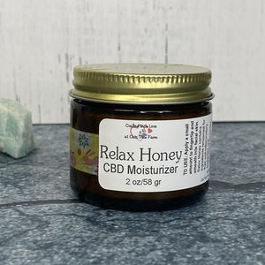 Relax Honey CBD Moisturizer