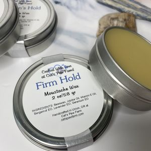 Moustache Wax - Firm Hold