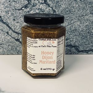 Honey Dijon Mustard