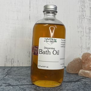 Dispersing Bath Oil