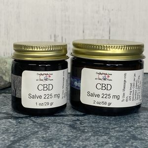 CBD Salve 225mg