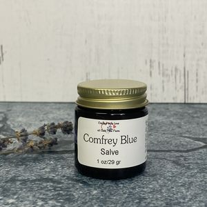 Comfrey Blue Salve