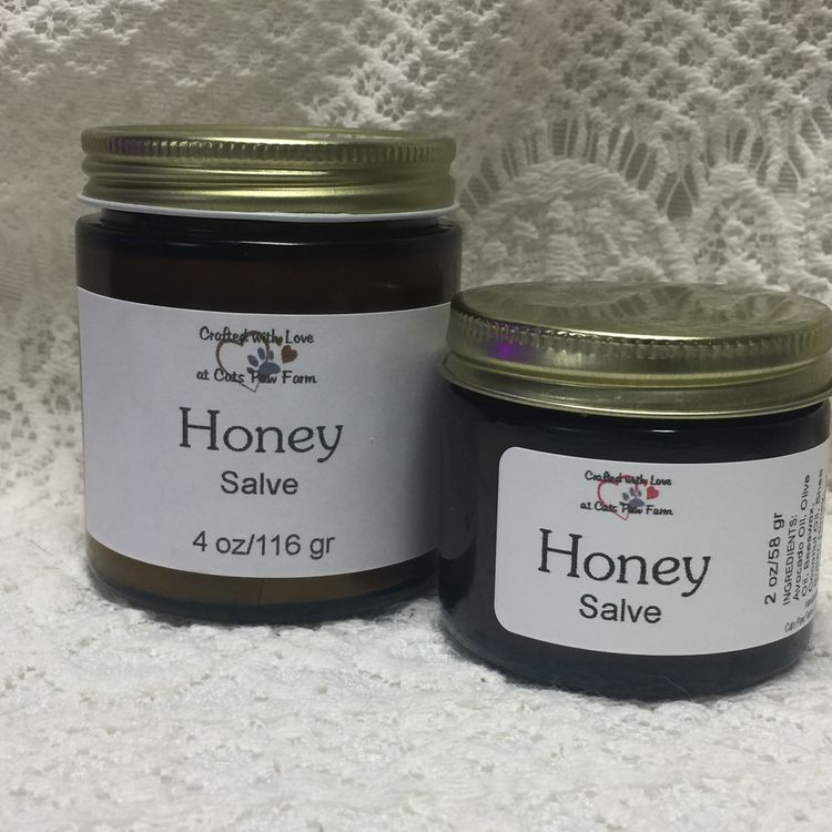 Honey Salve