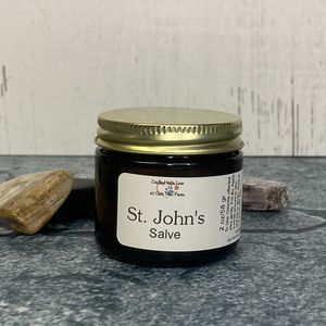 St. John's Rash and Burn Salve