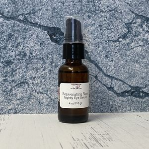 Rejuvenating Rose Nightly Eye Serum