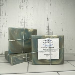 Coastal Scented Soap with Goat Milk
