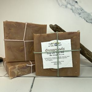Crossroads Scented Soap with Goat Milk