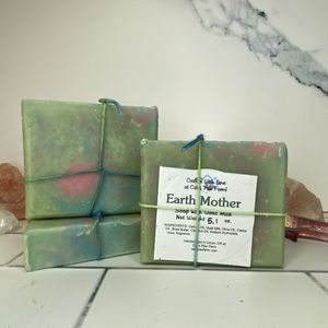 Earth Mother Scented Soap with Goat Milk