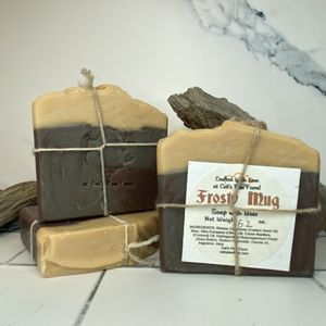 Frosty Mug Unscented Vegan Soap with Beer