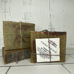 Garden Harvest Scented Gardeners Soap with Goat Milk