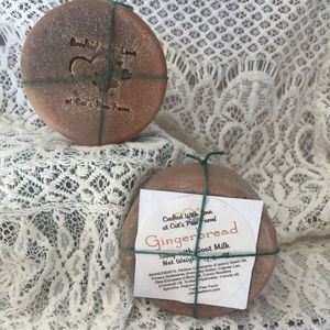 Gingerbread Scented Soap with Goat Milk