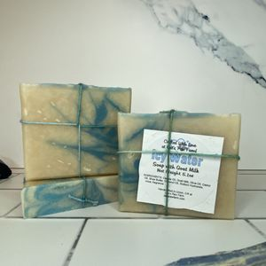 Icy Water Scented Soap with Goat Milk