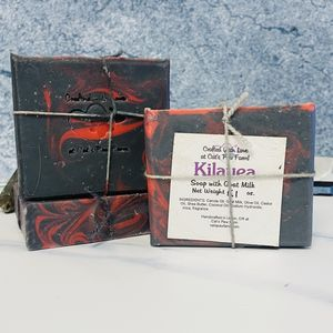 Kilauea Scented Soap with Goat Milk