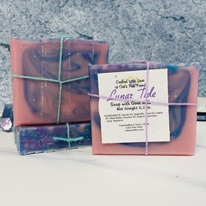 Lunar Tides Scented Soap with Goat Milk