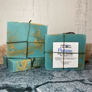 Plateau Scented Soap with Goat Milk