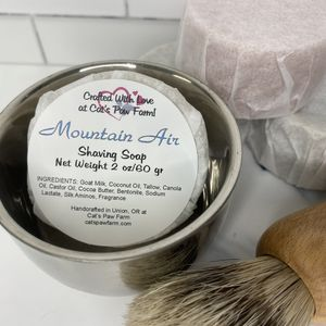 Mountain Air Shaving Soap