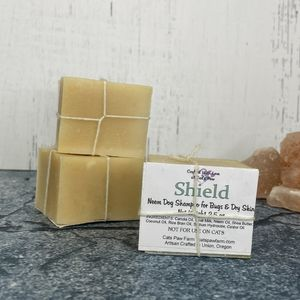 Shield - Neem Dog Shampoo Bar