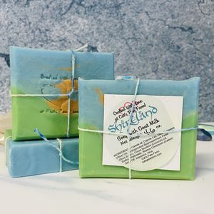 Shireland Scented Soap with Goat Milk