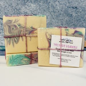 Unicorn Dreams Scented Soap with Goat Milk
