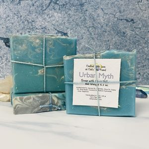 Urban Myth Scented Soap with Goat Milk