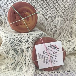 Victoria Scented Soap with Goat Milk