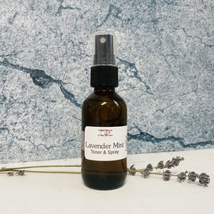 Lavender Mint Toner and Spray