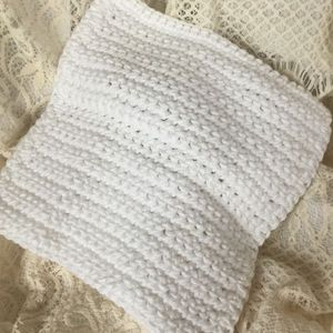 Hand Crocheted 100% Cotton Washcloth