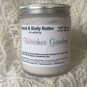 Witches Garden Body Butter