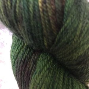 Evergreen Cashmere Fingering Handpaints Yarn