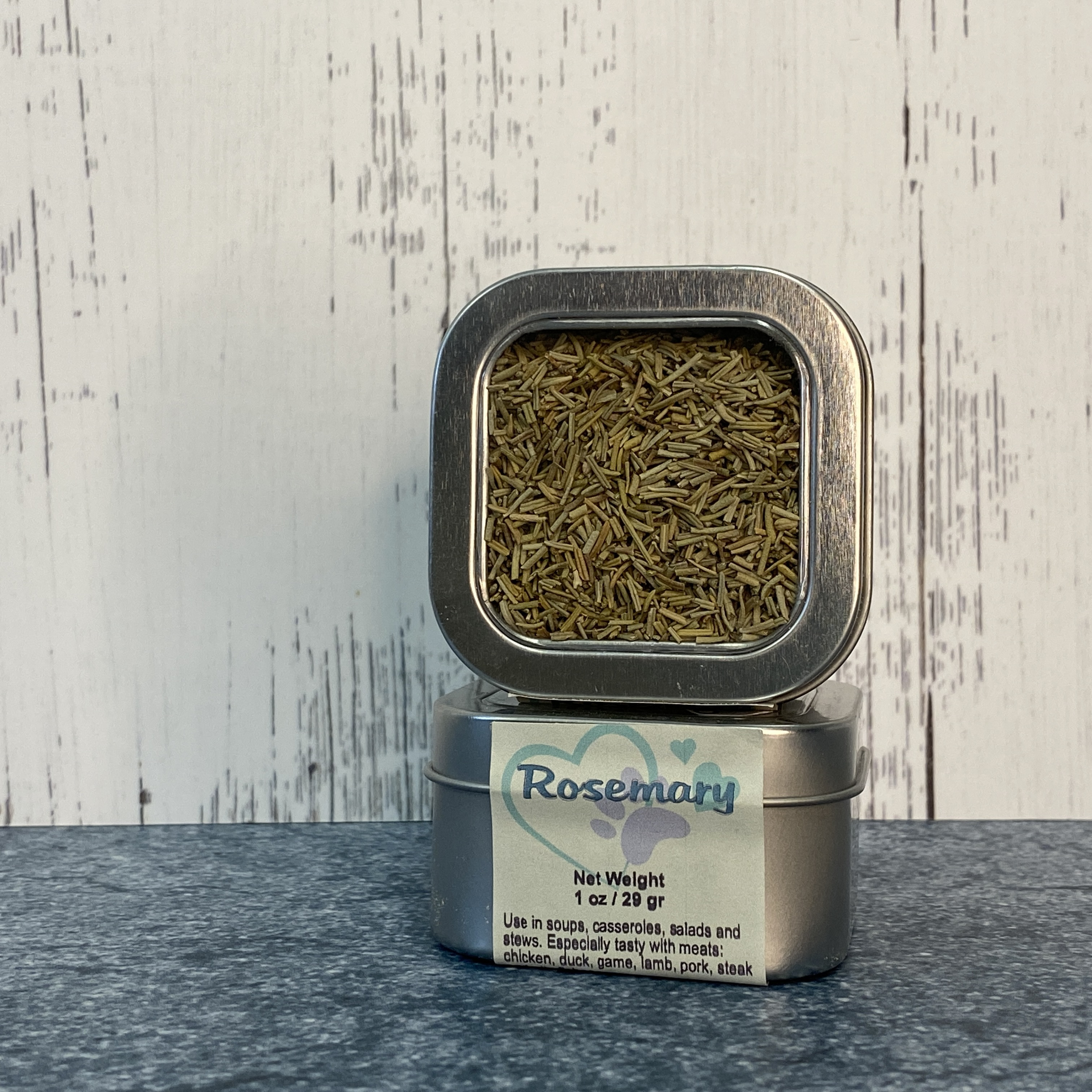 Rosemary Dried Spice Herb
