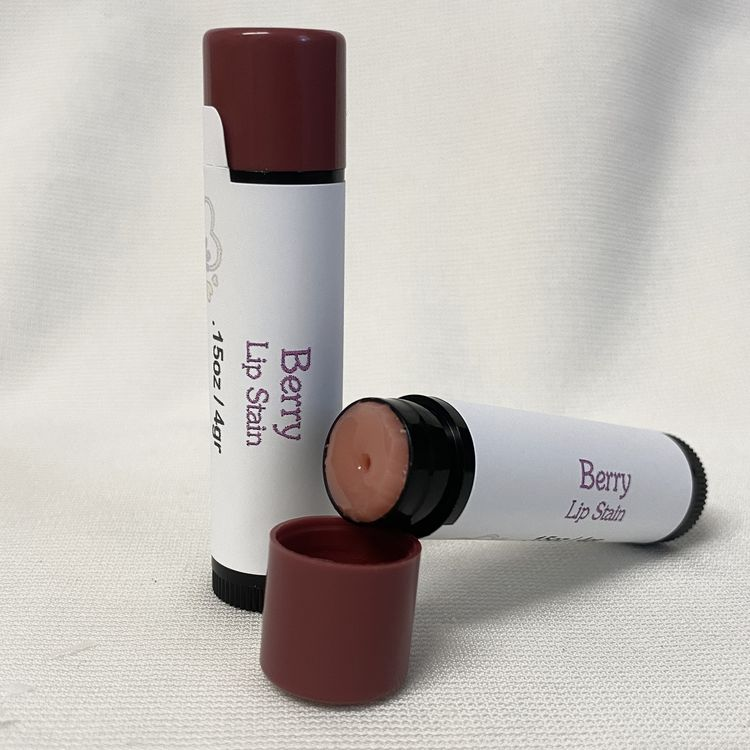 Lip Stain-Berry