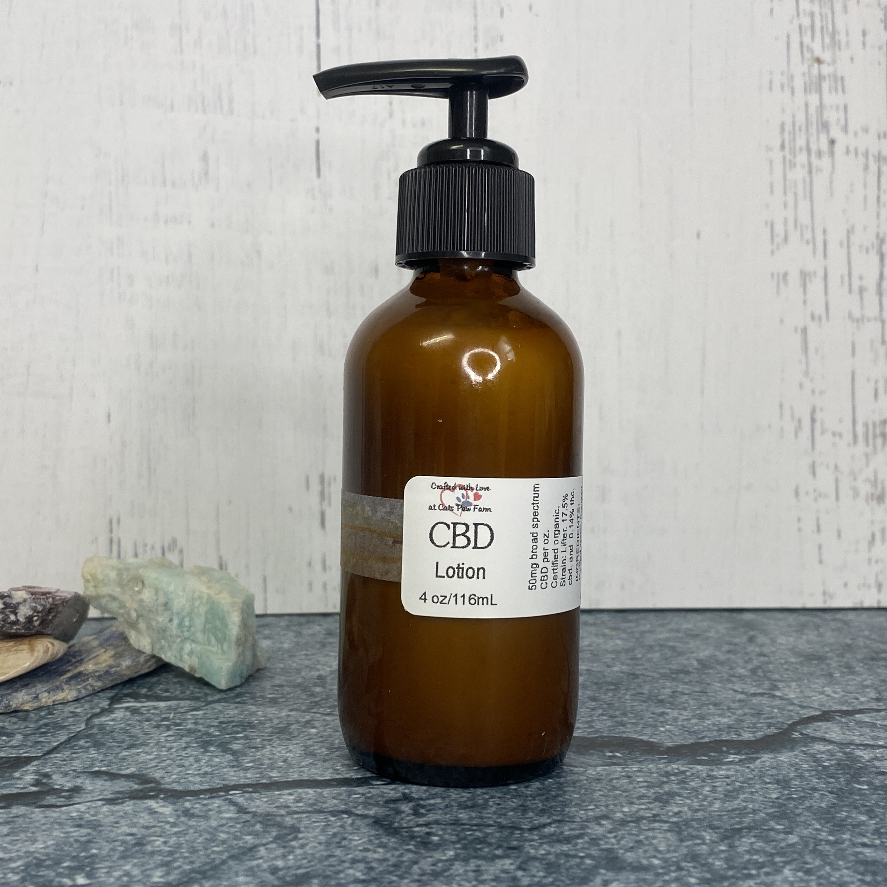 CBD Lotion 4oz