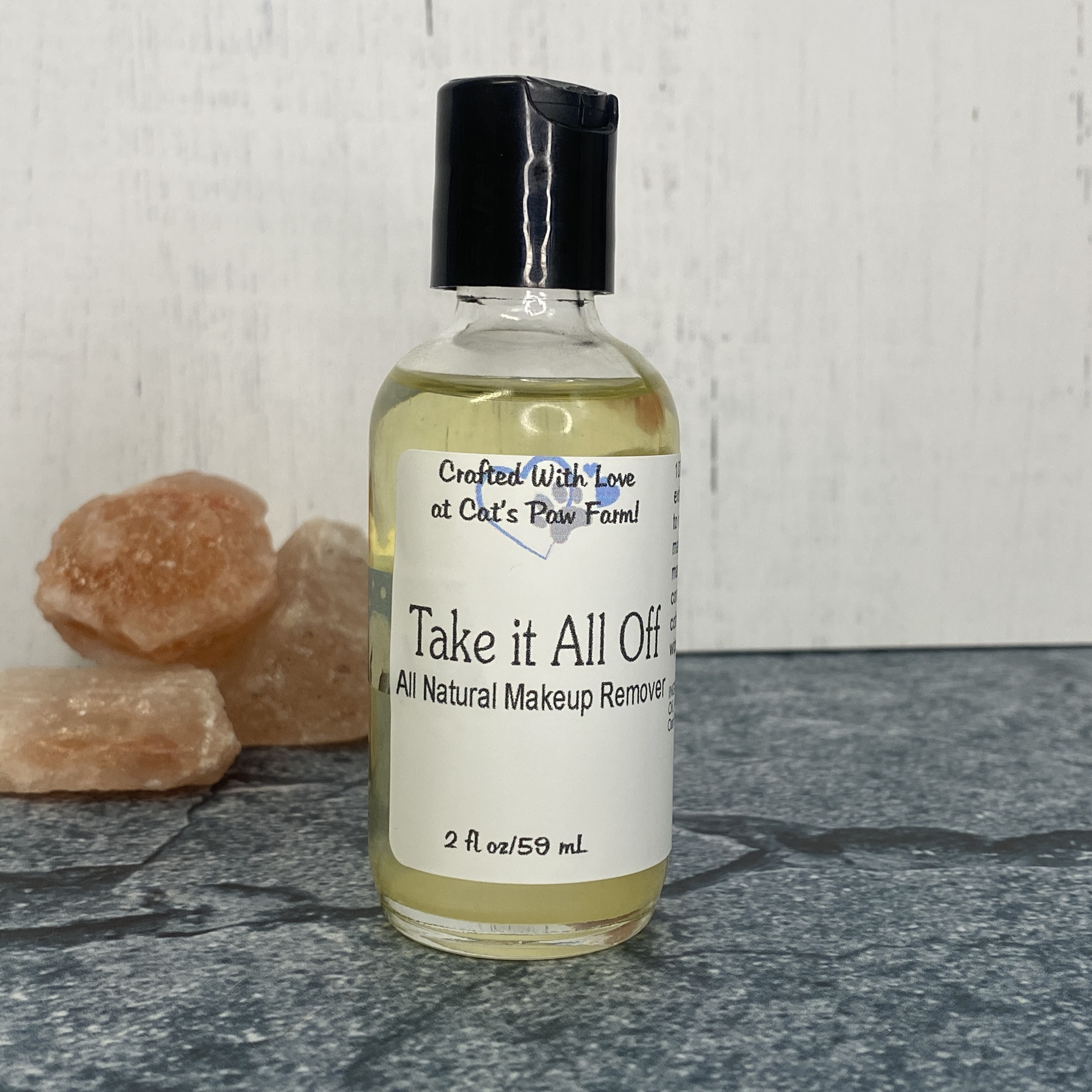 Take it All Off All Natural Makeup Remover