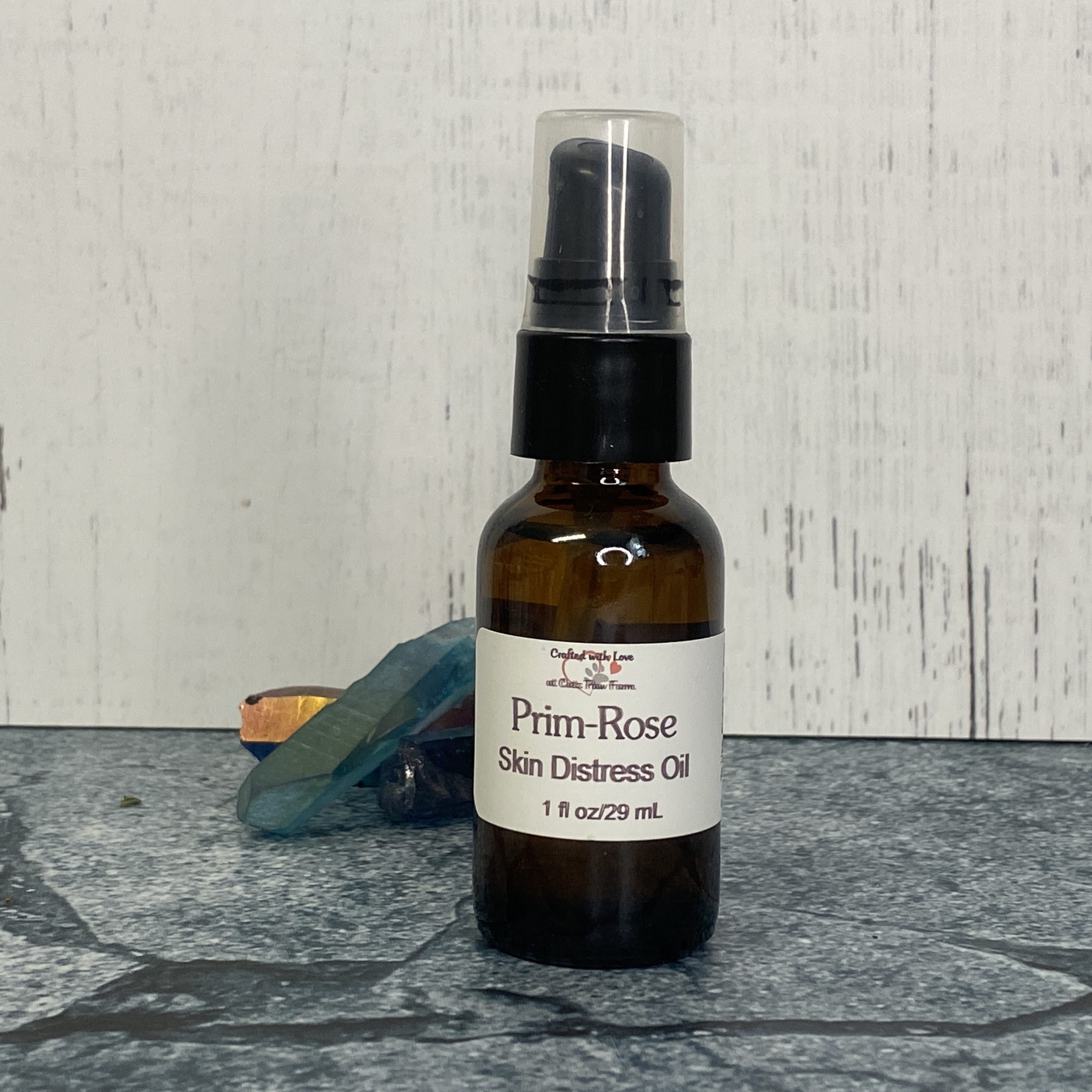 Prim-Rose Skin Distress Oil