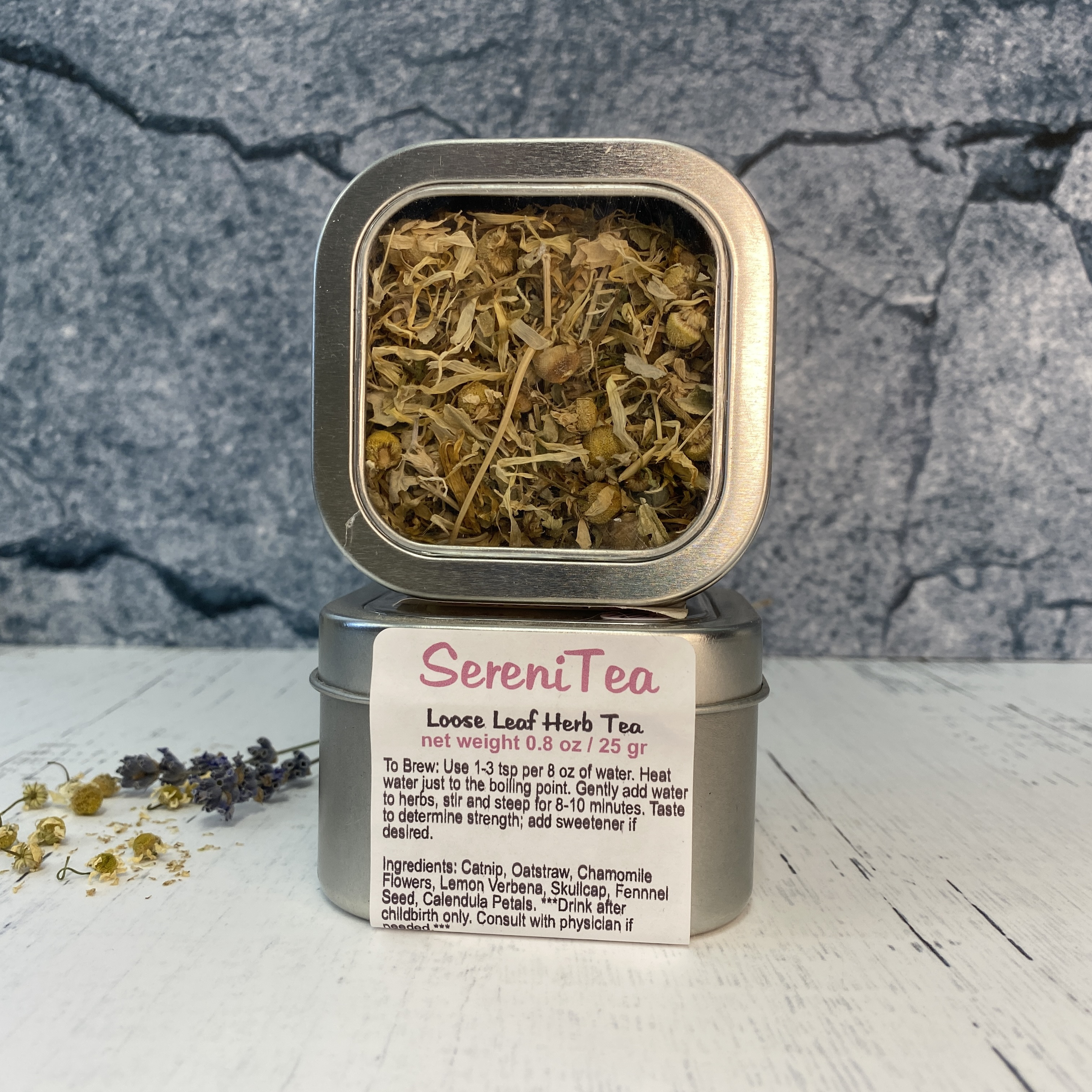 SereniTea Herbal Tea