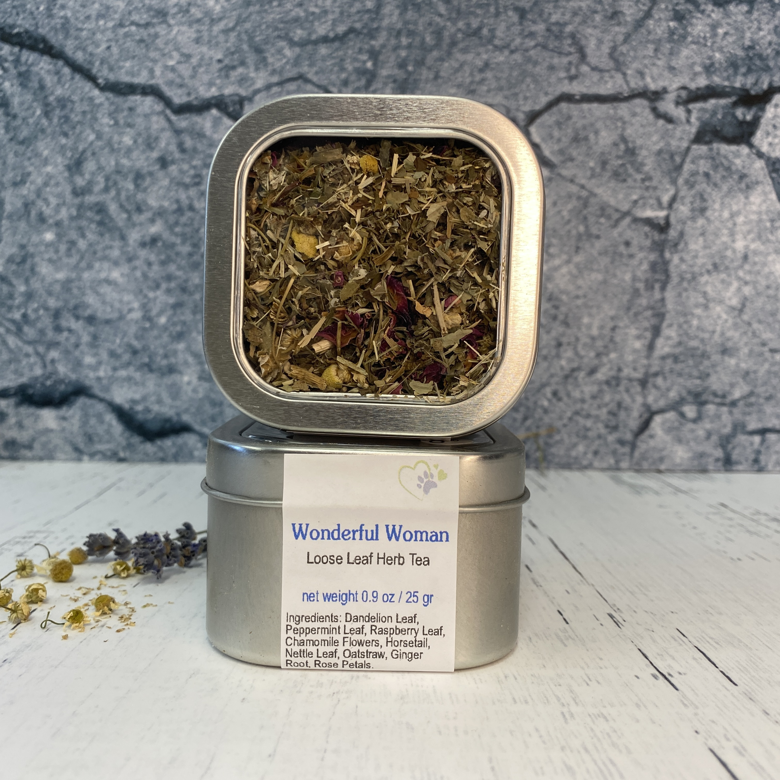 Wonderful Woman Herbal Tea