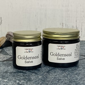 Goldenseal Salve